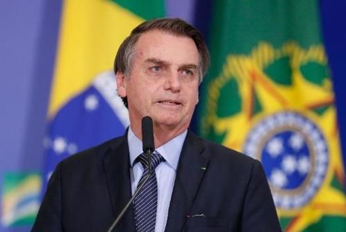 브라질 보우소나루 정부 국정수행 여론평가 '싸늘'