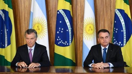 브라질-아르헨, 메르코수르 개혁논의 본격화…6월초 정상회담