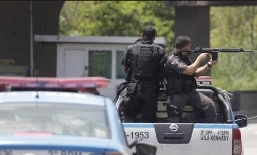 미주기구 인권위, 브라질서 경찰에 의한 사망자 증가에 우려