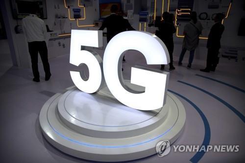 """美버라이즌, 5G서비스지역 연내 20곳 추가…""""삼성5G폰 1천300불"""""""