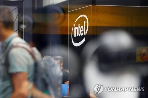 '애플-퀄컴 화해의 불똥' 인텔 실적 우울한 전망…주가도 급락