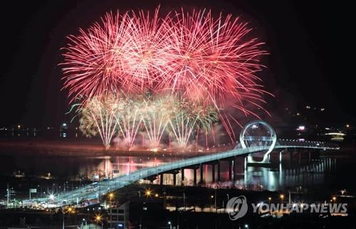 강원도의회가 삭감한 불꽃대회 예산 춘..