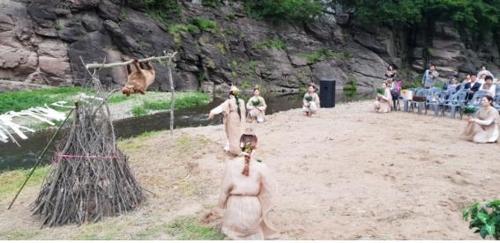 생생문화재 체험 울산 대곡천 반구대축제 개막