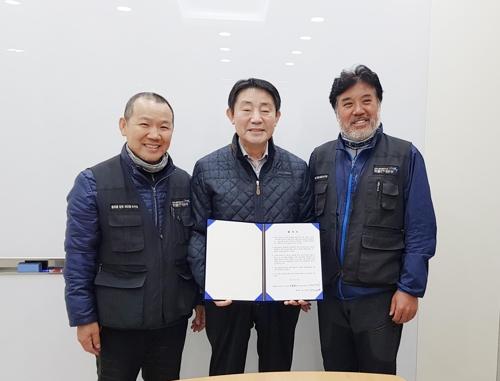"""농협물류, 화물 배송기사와 극적 합의…""""운송료 5% 인상""""(종합)"""