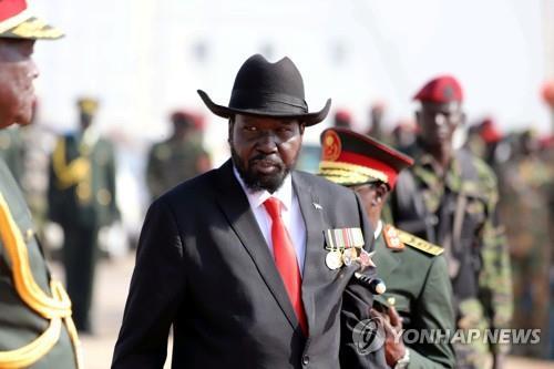 """남수단 키르 대통령 """"연립정부 구성, 6개월로도 충분치 않아"""""""