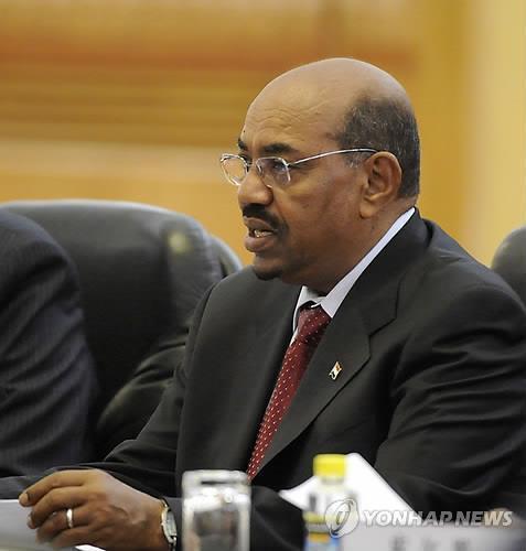 수단 전 독재자 바시르, 시위대 살해 혐의로 기소돼