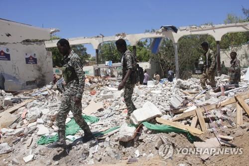 소말리아 수도서 차량폭탄테러…최소 4명 사망