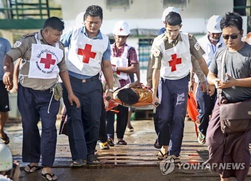 """""""미얀마군, 라카인주 마을 보름째 봉쇄…음식·식량 바닥"""""""