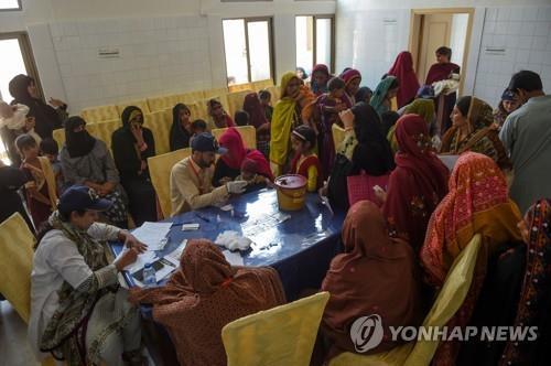 어린이 400명 HIV 집단 감염…파키스탄 남부 도시 '패닉'
