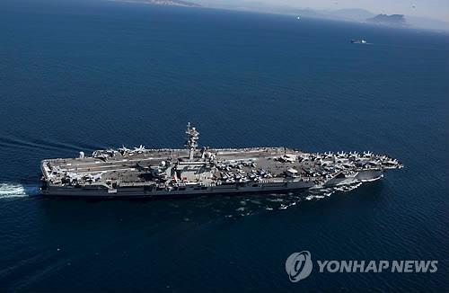 """이란군 """"이란 미사일, 페르시아만 군함 쉽게 타격할 수 있어"""""""
