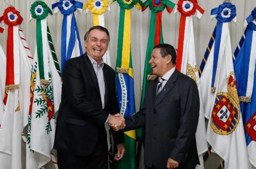 브라질, 中 '일대일로'에 참여하나…모우랑 부통령 방중