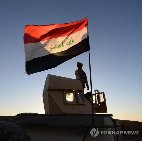 미·이란 긴장 불똥 튄 이라크…또 새우등 터질까
