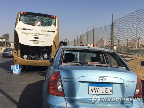이집트대박물관 근처서 폭탄 터져…최소 17명 부상(종합)