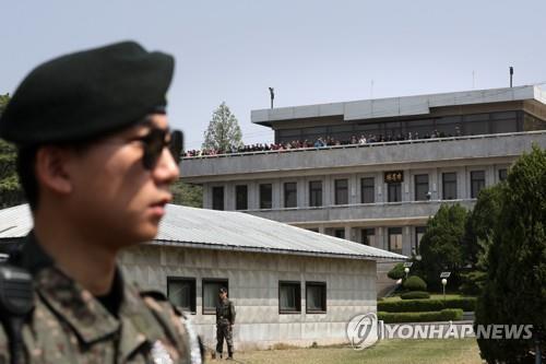 """유엔사-북한군 직통전화 1년…""""여자친구·야구 얘기도"""""""
