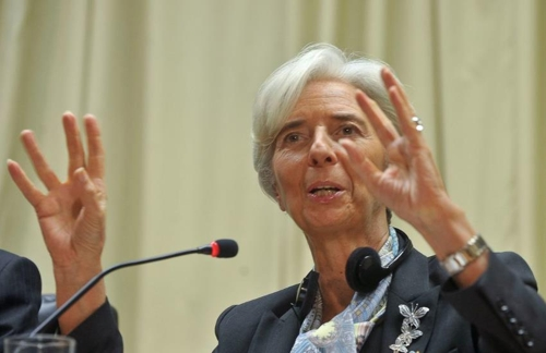 """IMF 총재 """"연금개혁이 브라질 경제 예측가능성 높일 것"""""""