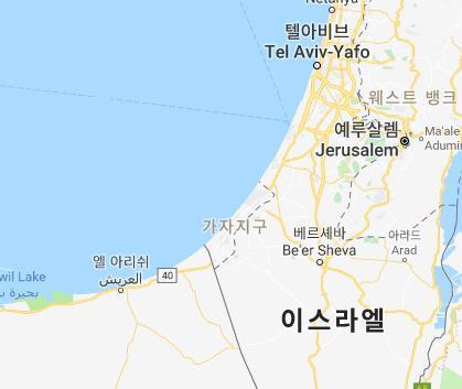 이스라엘, 팔레스타인 가자지구 어업구역 확대