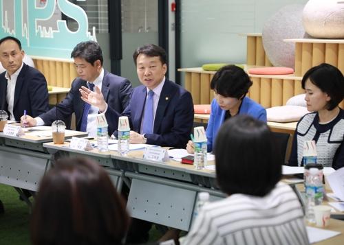 공공조달 활용 여성벤처기업 성장 지원…조달청장 간담회