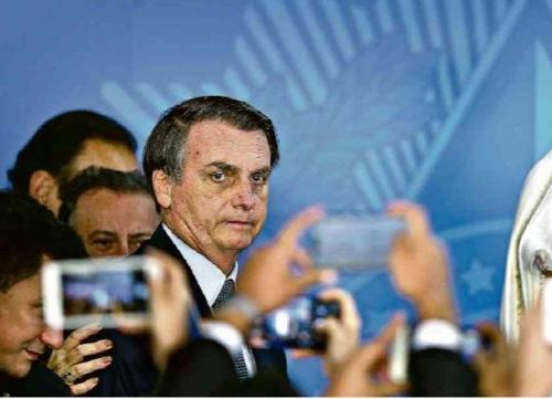 브라질, 주말 친정부 시위 예고…우파 사회단체 대거 참여할 듯