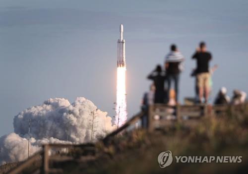 로켓 프로젝트 배제된 스페이스X, 美국방부 상대로 극비소송