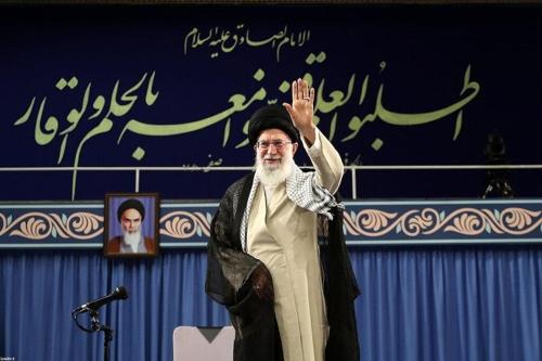 """이란 최고지도자, 핵합의와 거리두기…""""이행방법에 문제""""(종합)"""