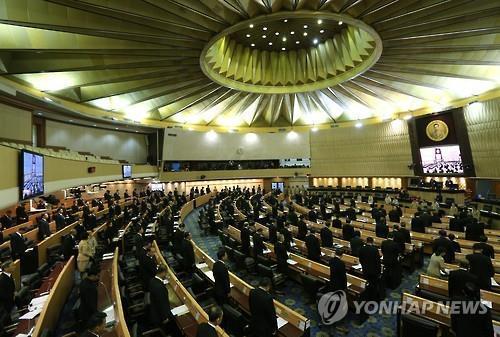 태국 의회 24일 개회…연립정부 구성은 여전히 '안갯속'