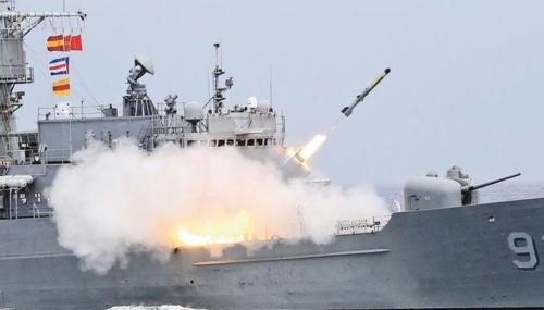 대만, '중국의 침공' 가정한 대규모 해상훈련 실시