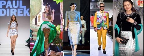 15일 서울시청광장서 아세안 10개국 대표 디자이너 패션쇼