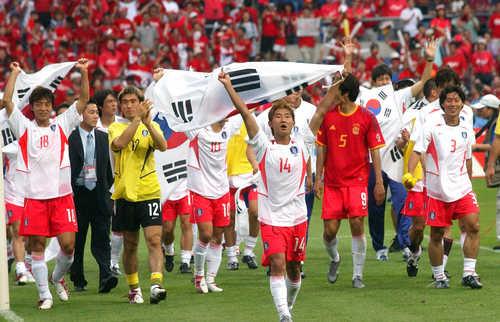 축구열기 잇는다…2002 월드컵 주역..
