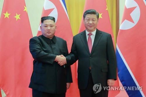 """中, 시진핑 방북 분위기 띄우기…주북대사 """"세계평화 공헌"""""""
