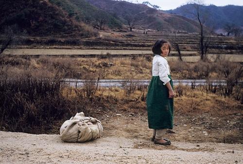 미군 병사가 본 6·25전쟁 휴전 무렵의 한국 모습