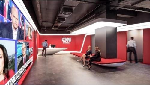 'CNN 브라질' 올 하반기 출범…상파울루에 스튜디오 개설