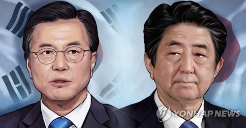 """日언론 """"G20 한일정상회담 안 열려""""…日정부 """"결정 안 돼""""(종합2보)"""
