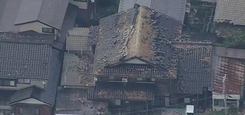 日 니가타·야마가타 규모 6.8 강진에 15명 부상
