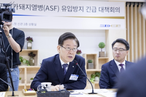 '돼지열병' 유입 막자…경기도, 외국인 식품업소 특별단속