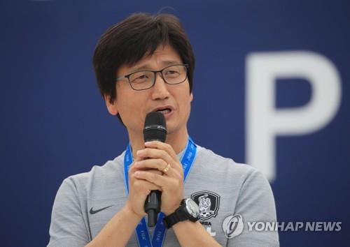 U-20 월드컵 준우승 이끈 정정용 감독 고향 대구서 환영행사