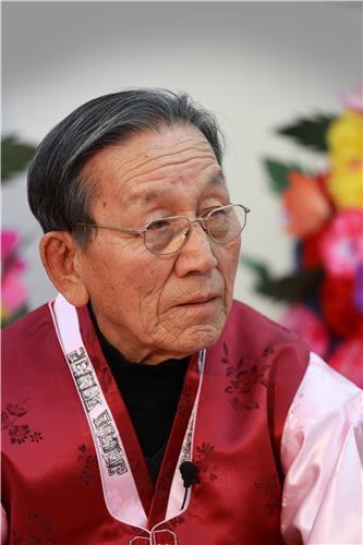 박창규 국가무형문화재 은산별신제 보유자 별세