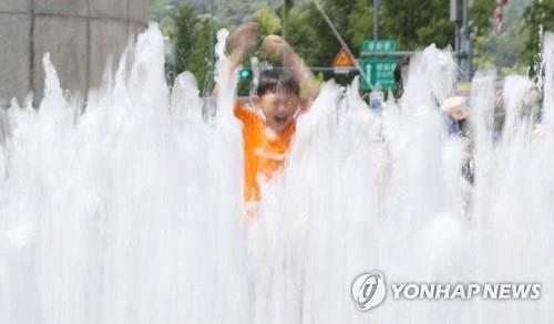 대구·경북에 다시 찾아온 불볕더위…영천 33.3도