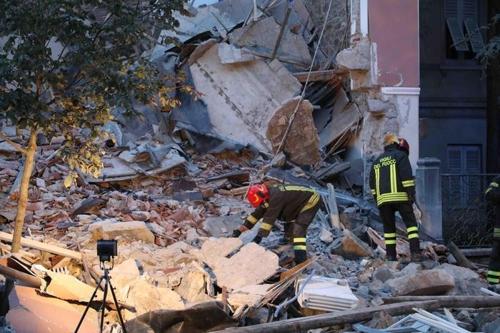 이탈리아 북동부 고리치아에서 건물 붕괴…3명 사망