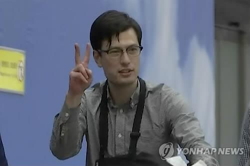 """北서 풀려난 호주유학생, 北의 '간첩행위' 발표에 """"거짓"""""""