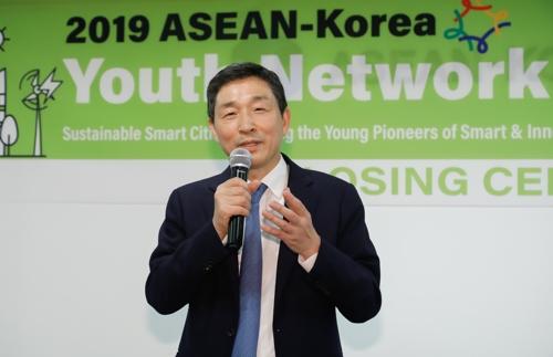 [한-아세안 협력 30년] ②'아세안 홍보대사' 이혁 사무총장