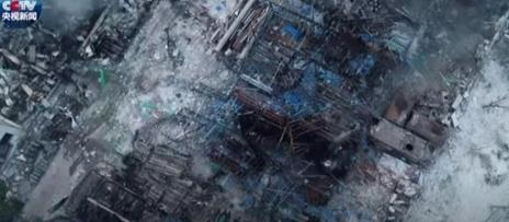 중국 허난성 가스공장서 폭발 사고…15명 사망