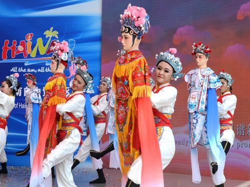 [AsiaNet] 2019 국제원예박람회, 하이난의 매력 선보여