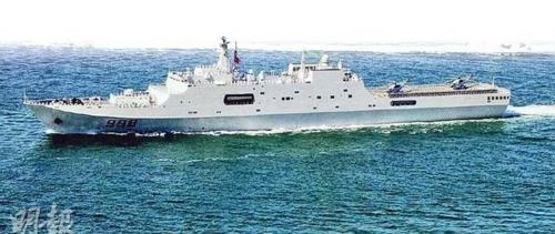中 군함과 대만 화물선, 대만 진먼 인근 해역에서 충돌