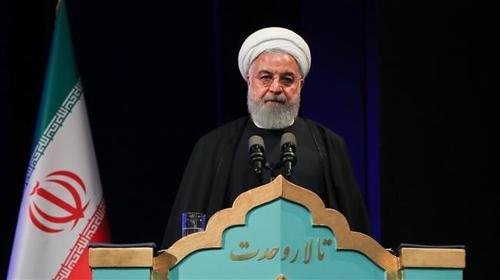 """이란 대통령 """"美, 제재로 정권 교체 시도…제재 풀어야 대화"""""""