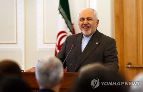 '핵합의 실패' 위기 처한 이란 외무, 美 제재로 입지 회복