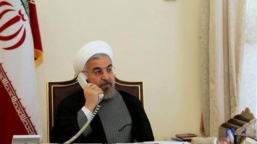 """이란, 佛에 """"이란 원유 수입해야""""…한달새 3번 정상간 통화"""