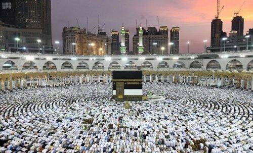 이슬람 최대행사 메카 성지순례 9일 시작…250만명 운집