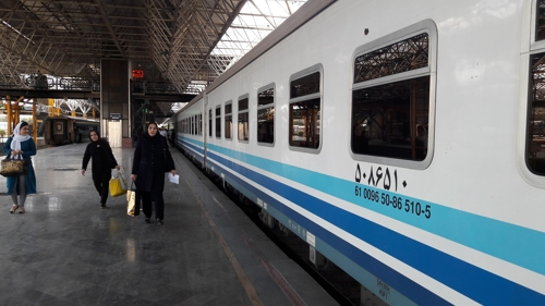 테헤란-앙카라 완행 기차노선 4년만에 재개…60시간 소요