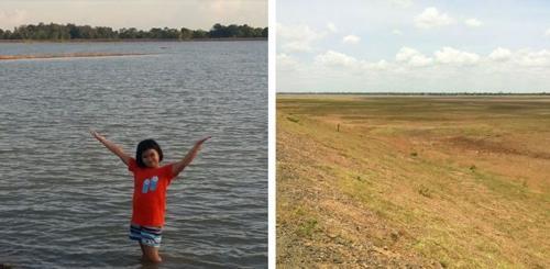 """태국 동북부 최악 가뭄에 """"공립병원, 비상용수 비축하라"""""""