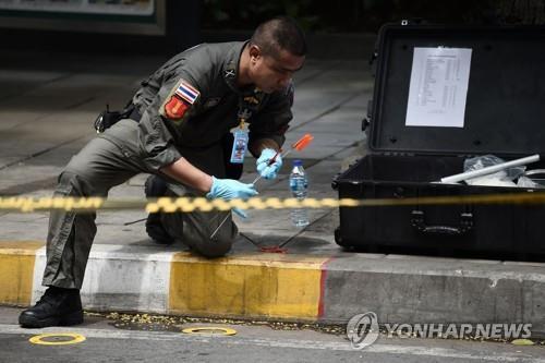 """태국 """"ARF 기간 방콕 폭발사건, 용의자들 인접국서 모의"""""""